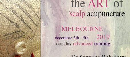 Advanced Scalp Acupuncture Training
